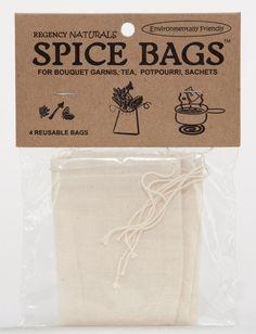 Spice Bags | afoodieaffair.com