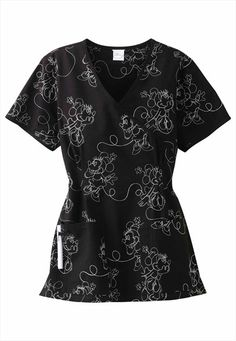 I dont usually like prints but since ill be working in pediatrics somedays, I think this would be cute!