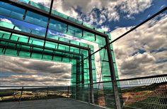Millenniumview art installation in Hanover, Germany. Image © Grace 2 via fotocommunity