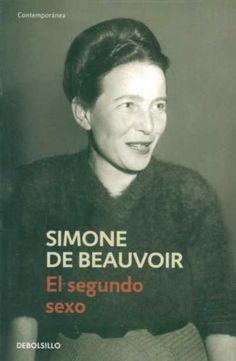EL SEGUNDO SEXO (the second sex).Simone de Beauvoir