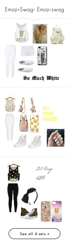 """""""Emoji+Swag- Emoji-swag"""" by jaden-norman ❤ liked on Polyvore featuring beauty products, haircare, hair styling tools, hair, interior, interiors, interior design, home, home decor and interior decorating"""