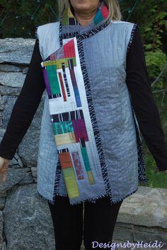Great vest  | Wearable Art |