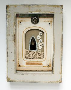 Shadowbox Collage--Be Still & Know | Flickr - Photo Sharing!