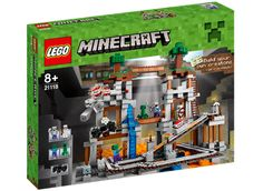 LEGO MINECRAFT 21118 gruven
