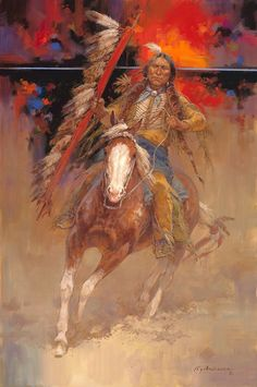 Roy Andersen a very famous artist and we sale his oil paintings copy! Indian Tribes, Native Indian, Comanche Warrior, Comanche Indians, Quanah Parker, Native American Indians, Native Americans, Indian Pictures, Indian Paintings