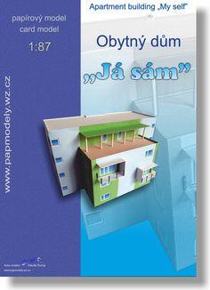 Papírový model - Bd 01 Já sám