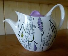 Midwinter WHISPERING GRASS Teapot - Jessie Tait 1960