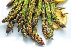Roasted Asparagus with Lemon and Rosemary | Tasty Kitchen: A Happy Recipe Community!