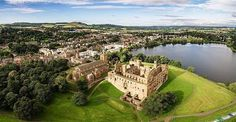 Linlithgow Palace and St. Michael's Parish Church