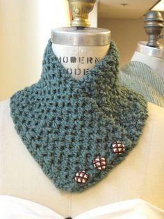 Receitas de Trico e Croche  Lindas golas para você se inspirar Gola De  Croche Receita 2ac0c0c0d9f