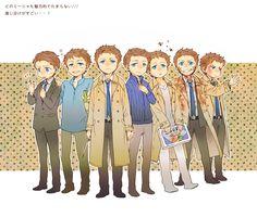 Supernatural, Fanart | page 2 - Zerochan Anime Image Board
