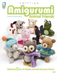 Amigurumi Animal Friends, 6,20e