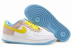 sale retailer 2e86e f8c94 Buy Nike Air Force 1 Low Easter Hunt 3 Mujer Blanco Rose Amarillo (Nike  Force 1 Low) Super Deals from Reliable Nike Air Force 1 Low Easter Hunt 3  Mujer ...