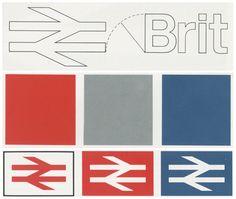 British Rail _ Design Research Unit