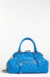 MARC JACOBS 'Quilting Stam' Leather Satchel