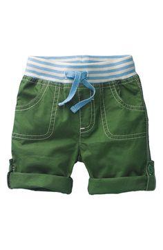 Mini Boden 'Roll Up' Pants
