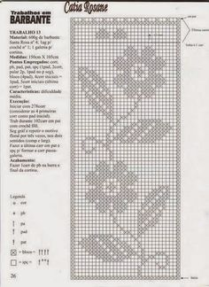 Free Patterns Archives - Beautiful Crochet Patterns and Knitting Patterns Filet Crochet Charts, Knitting Charts, Afghan Crochet Patterns, Crochet Motif, Crochet Designs, Crochet Doilies, Crochet Stitches, Stitch Patterns, Knitting Patterns