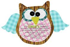 Owl invite-cute!