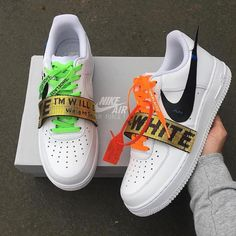 Behind The Scenes By ta_customs Cute Sneakers, Vans Sneakers, Sneakers Fashion, Nike Shoes Air Force, Fresh Shoes, Custom Shoes, Nike Custom, Shoe Closet, Types Of Shoes
