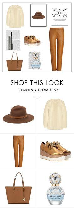 Designer Clothes, Shoes & Bags for Women Joseph Stella, Balmain, Mac Cosmetics, Stella Mccartney, Marc Jacobs, Michael Kors, Shoe Bag, Polyvore, Stuff To Buy