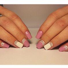 Elegant nails, Everyday nails, Fashionable nails, Natural nails, Reverse French manicure, Reverse French nail design, Reverse french nails,…