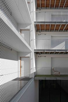 Gallery of Housing Units Castagnary / Dietmar Feichtinger Architectes - 8