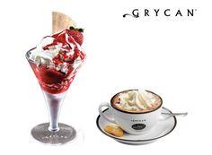 GRYCAN ICE CREAM CAFÉ #icecream #galerieharfa #coffee