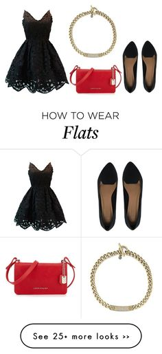 """Untitled #4851"" by dominika-h on Polyvore featuring Michael Kors, Longchamp and ASOS"