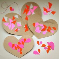 hello, Wonderful - 12 HEARTFELT VALENTINE'S DAY CARDS KIDS CAN MAKE