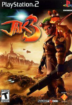 Ps2 games Jak 3