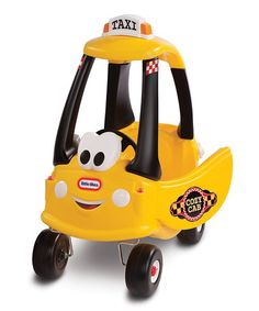 Look what I found on #zulily! Cozy Coupe Cab Ride On #zulilyfinds