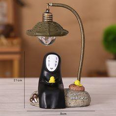 Spirited Away No-Face Mini Lamp