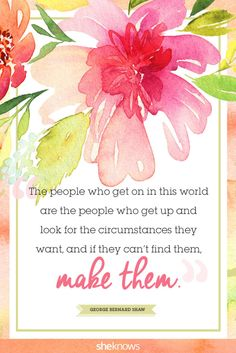 People quote.