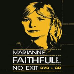 Music videos: Marianne Faithfull - No Exit (2016) [DVD9]