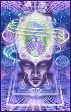 Giohorus is a visionary artist exploring the higher realms of consciousness accessible to the spiritually devoted and courageous shamanism practitioners.