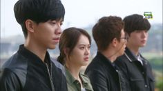 You're All Surrounded: Episode 3 » Dramabeans » Deconstructing korean dramas and kpop culture