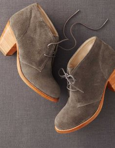 Effortless Suede Boots
