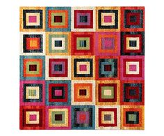 Tappeto geometrico Gioia - 200x200 cm