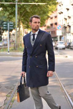 Heren overjas,  suit, suits, colbert, pantalon, pak, herenpak, maatpak, tie, das