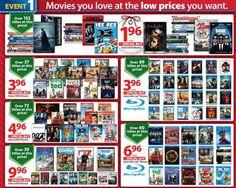 Walmart Black Friday Movie Deals Online