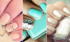 Our 8 Favorite Wedding Nails FromPinterest!