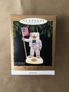 Astronaut Ornament Hallmark Keepsake Neil Armstrong by DotnBettys