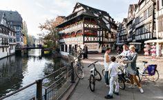 L'Alsace et plus spécifiquement le département du Bas-Rhin vient d'être consacré Destination Vélo 2014.