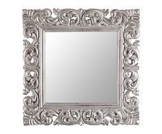 "Zrcadlo ""Marsilles Silver"", 90 x 5 x 90 cm"