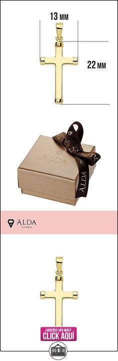 Cruz rectangular oro 18 Ktes 22mm - 1ª comunión  ✿ Joyas para niñas - Regalos ✿ ▬► Ver oferta: https://comprar.io/goto/B01MR2KPA0