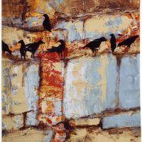 Along the Wall - (c) Karen Rosasco