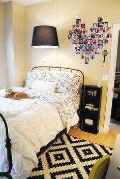 Pretty Apartment Bedrooms By Lauren Elizabeth