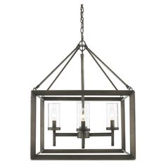 Charlotte 4-Light Candle-Style Chandelier & Reviews | Joss & Main
