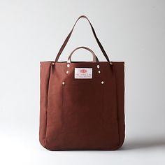 CANVAS TOOL BAG #9    Steven Alan    Perfect school bag!