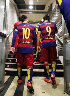Futbol de Locura • Messi y Suarez